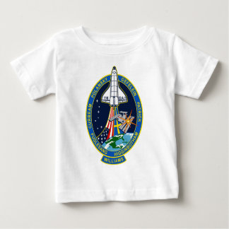 STS 116 Discovery Baby T-Shirt