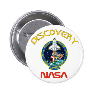 STS 116 Discovery Pin