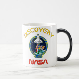 STS 116 Discovery Magic Mug