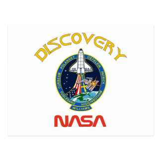 STS 116 Discovery Postcard
