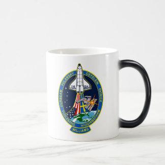 STS 116 Mission Patch Magic Mug