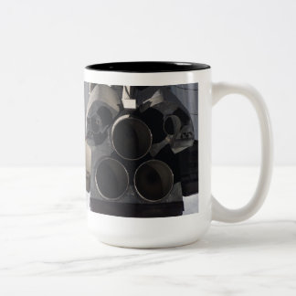 STS-116 NASA SPACE SHUTTLE Two-Tone COFFEE MUG