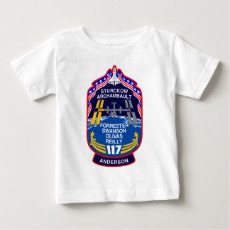 STS 117 Atlantis Baby T-Shirt