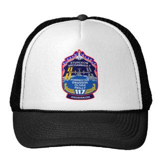 STS 117 Atlantis Trucker Hat
