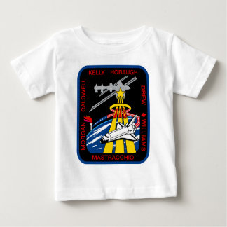 STS 118 Endeavour Baby T-Shirt