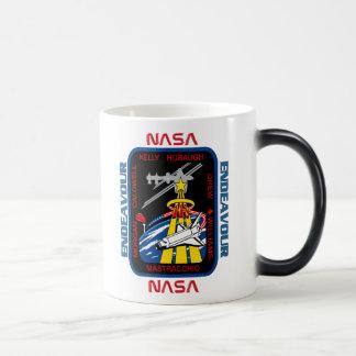 STS 118 Endeavour Magic Mug