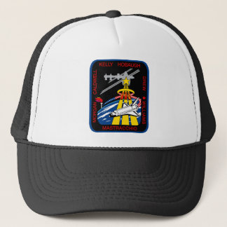 STS 118 Endeavour Trucker Hat