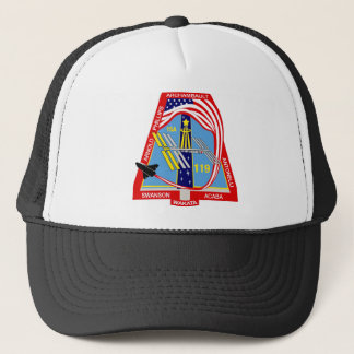 STS 119 Discovery Trucker Hat