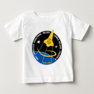 STS 120 Discovery Baby T-Shirt