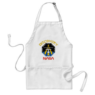 STS 121 Discovery Adult Apron