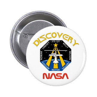 STS 121 Discovery Pin