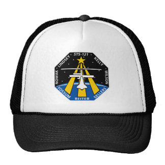 STS 121 Mission Patch Trucker Hat
