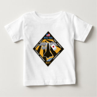 STS 124 Discovery Baby T-Shirt