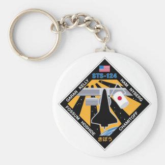 STS-124 Keychain