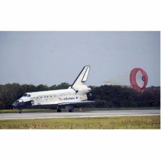 STS-124 Landing Statuette
