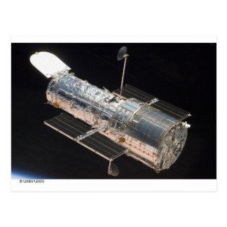 STS-125 Atlantis Hubble Postcard