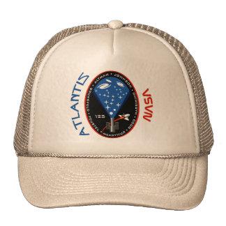 STS 125 la Atlántida Gorro De Camionero