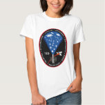 STS 125 Mission Patch T-Shirt