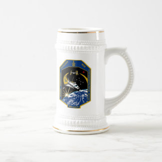 STS 126   BEER STEIN