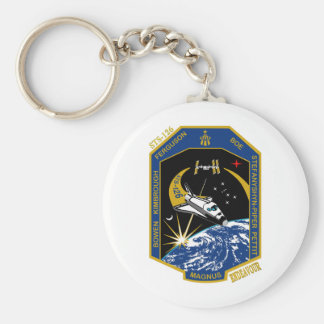 STS 126 Endeavour Keychain