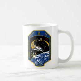 STS 126 Mission Patch Coffee Mug