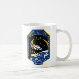 STS 126 Mission Patch Coffee Mug