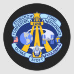 STS-128 STICKERS