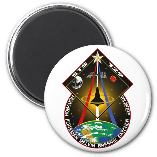 STS 129 IMAN