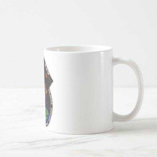 STS 129 patch Classic White Coffee Mug