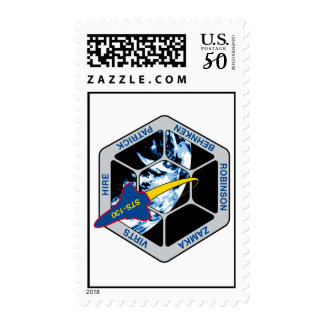 STS 130 Endeavour Postage
