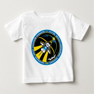 STS 131 Discovery Baby T-Shirt
