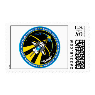 STS 131 Discovery Postage
