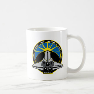 STS 132 Atlantis Coffee Mug
