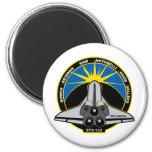 STS 132 la Atlántida Iman De Nevera