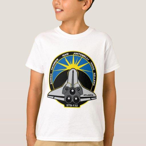 STS 132 la Atlántida Playera