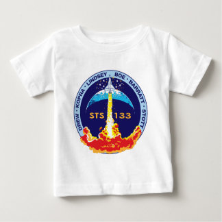 STS-133 Discovery Baby T-Shirt