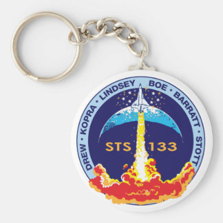 STS-133 Discovery Keychain