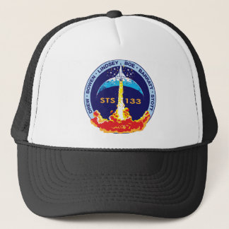 STS-133 mission patch Trucker Hat