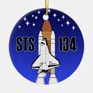STS-134 Endeavour Ornament