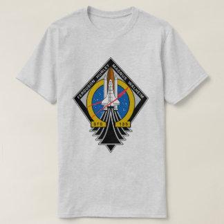 STS 135 Atlantis Final Flight T-Shirt