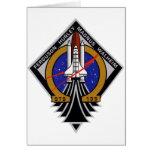 STS 135 Last Flight of Atlantis Cards