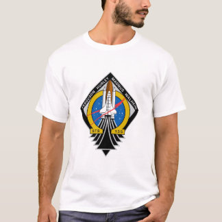 STS-135 Patch T-Shirt