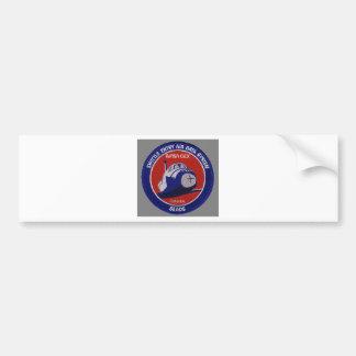 STS-1 CAR BUMPER STICKER