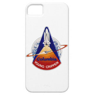 STS 1 Columbia: Young and Crippen iPhone SE/5/5s Case