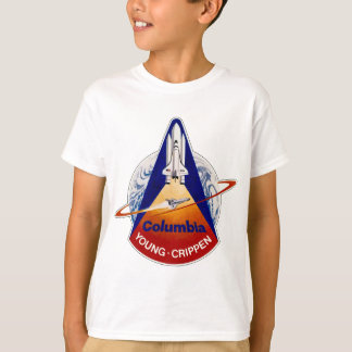 STS 1 Columbia:  Young and Crippen T-Shirt