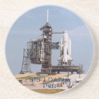 STS-1 launch coaster