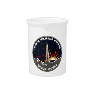 STS-26 Discovery: Return To Flight Beverage Pitcher