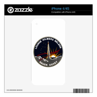 STS-26 Discovery: Return To Flight Decals For The iPhone 4