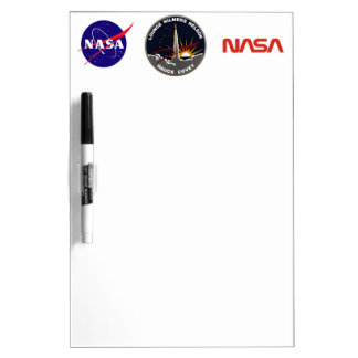 STS-26 Discovery: Return To Flight Dry Erase Board