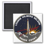 STS-26 Discovery: Return To Flight Fridge Magnet